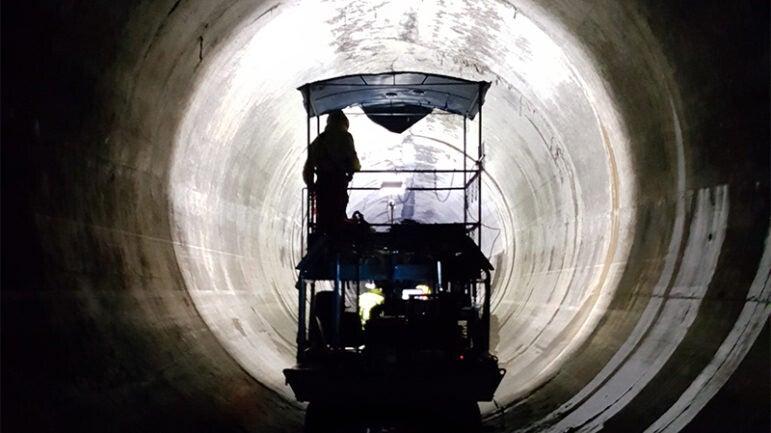 The Milwaukee Metropolitan Sewerage District's Deep Tunnel