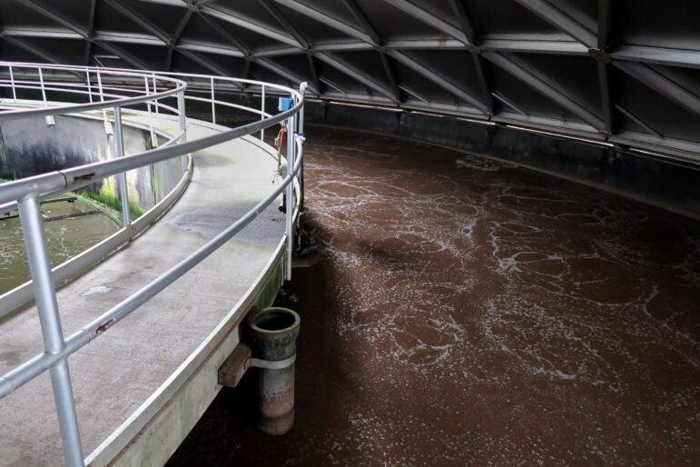 Ashland's City Wastewater Utility
