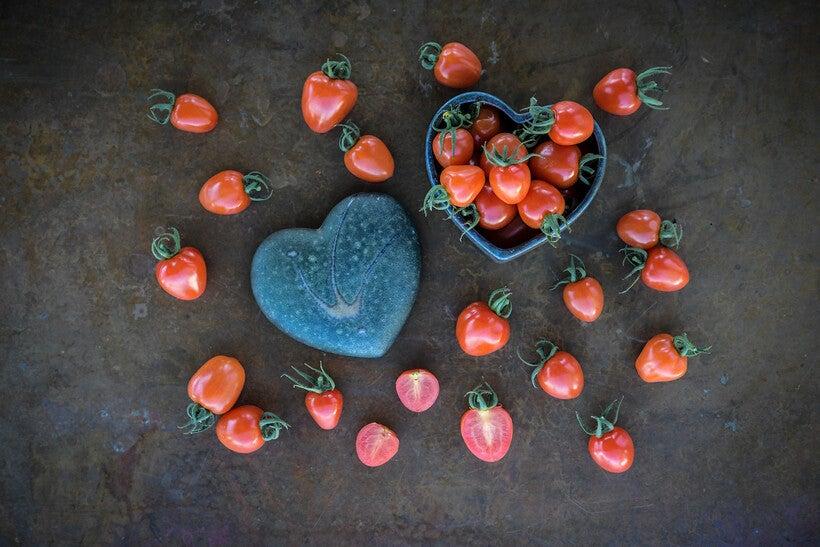 Sweetheart cherry tomato
