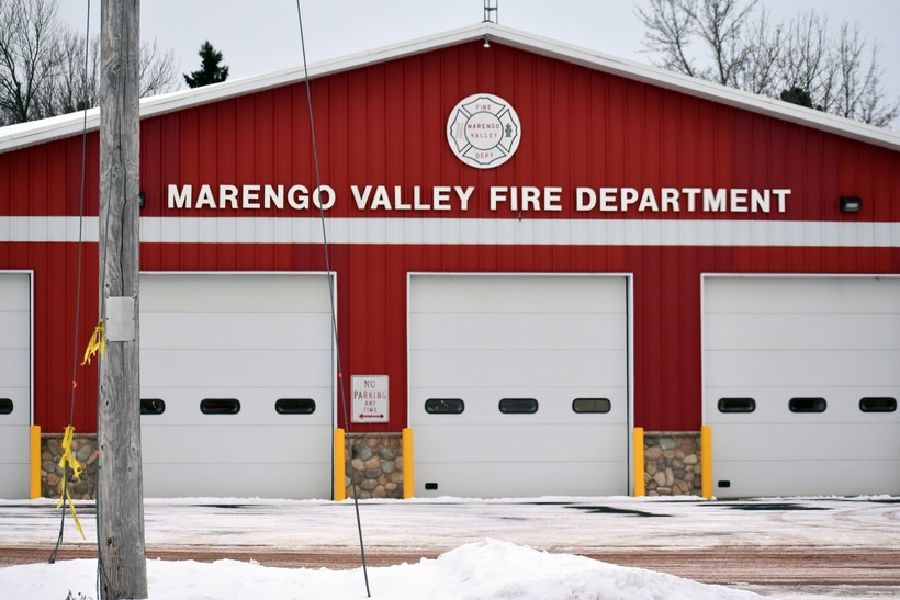 Marengo Valley Fire Department