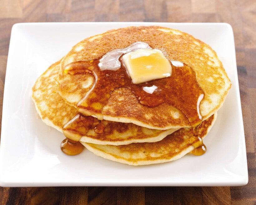 Gluten free, buttermilk, pancakes, America's Test Kitchen