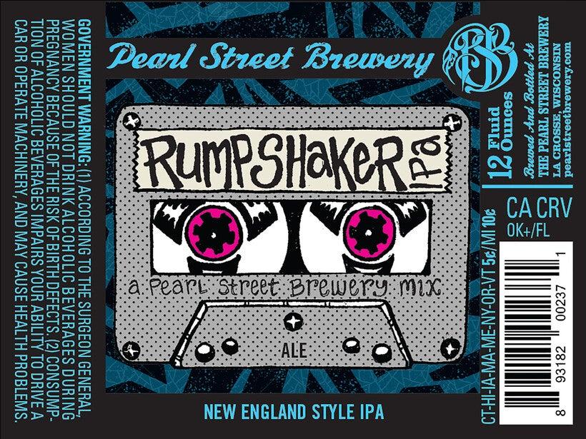 Peart Street Brewery's Rumpshaker