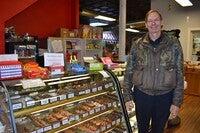 Dan Klarner owns Sweeden Sweets in Superior with his daughter Amanda Sweeden