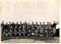 The 1950 Little Chute Flying Dutchmen team photo