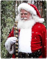 santa, image by Wikimedia Commons user Heather Morey of Creative Photo