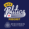 Logo for the WPR Politics podcast
